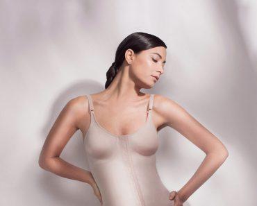 Compress post surgery garment