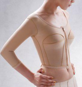 Korset Lengan Olime Medical pressure garment B-01B 3/4