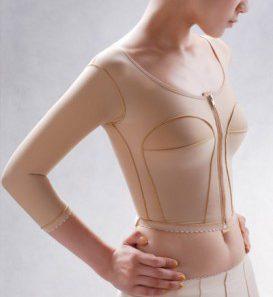 Olime Medical pressure garment B-01B 3/4