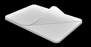 Silicone scar sheet